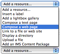 Compose a Web Page Screen Shot