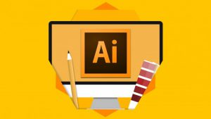 illustrator environment pencil imac