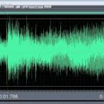adobe audition wave form