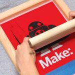 makerbot screen printing