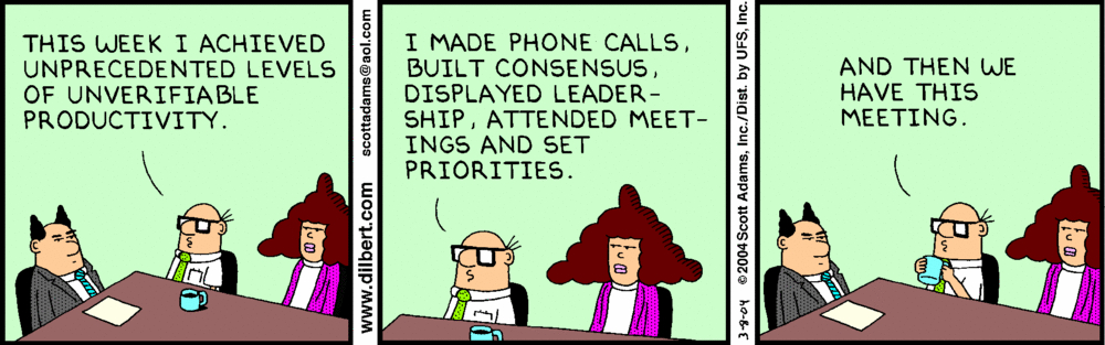 3 Reasons Leadership Hates Hr And How To Avoid These Missteps moreover Conference Calls also Sunday Motivation Theres An App For That besides Im An Introvert additionally Alice. on dilbert meeting cartoon