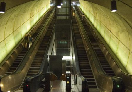 Podcast of the Weekend 25: The Accidental Music of Imperfect Escalators