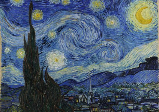 "Creativity Breadcrumb 65: ""Loving Vincent"""
