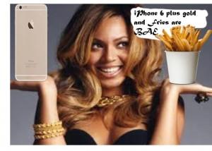 Beyonce phothsop