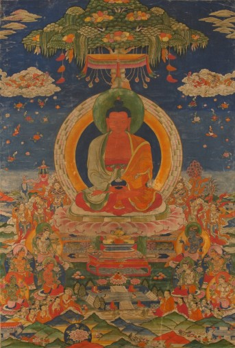 1. Amitabha Buddha
