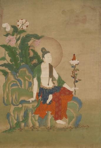 4. Avalokiteshvara, One of the Eight Great Bodhisattvas