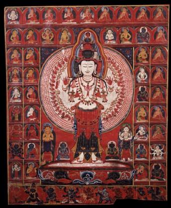 6. The All-seeing Lord Avalokiteshvara