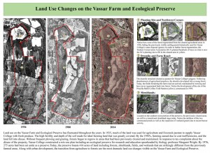 VCEP Land Use Change Poster