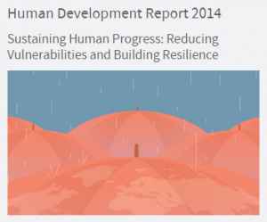 UNDP Human Development Report 2014