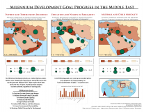 Millenium Development Goal Progress in the Middle East