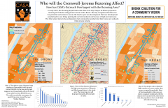 Who will the Cromwell-Jerome Rezoning Affect