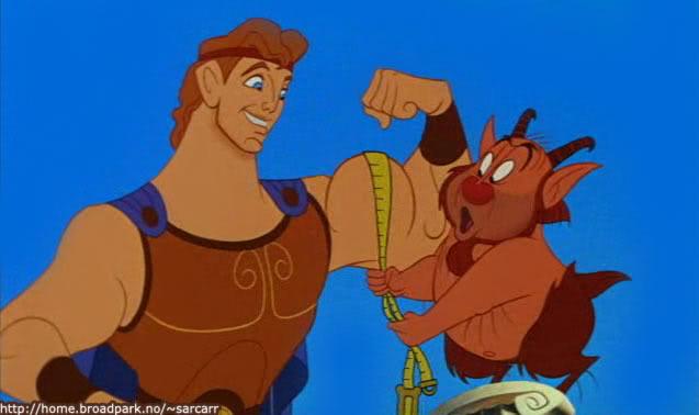 Heracles And Disney S Hercules Grst 202 Blog