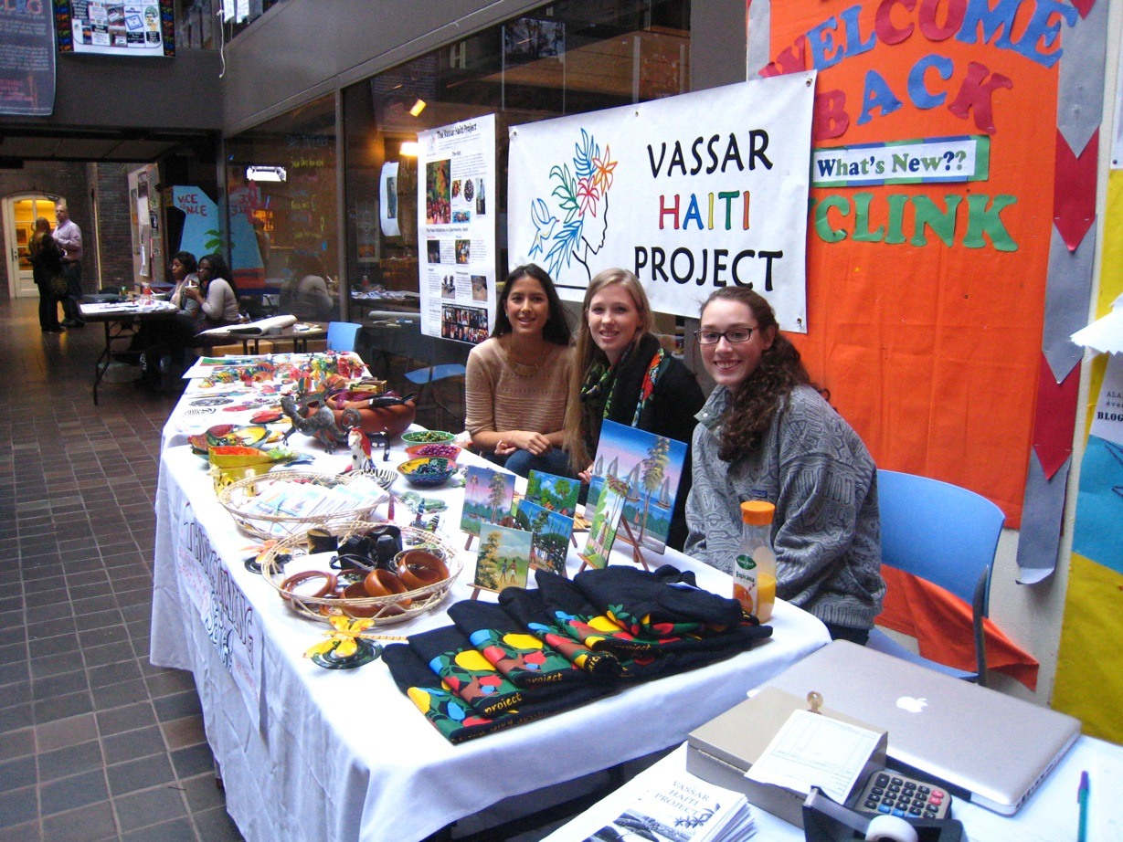 vassar haiti project Second annual she is gala hosted by the vassar haiti project on april 20, 2018 the vassar haiti project will host the second annual she is gala on friday, april 20 at 7:00pm in the villard room, main building.