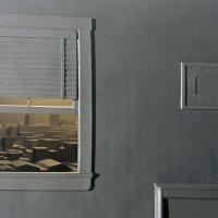 Room with a View of Hoboken (Detail)