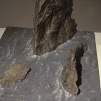 Rocks in a Sea (Detail)