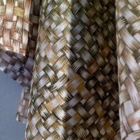 Brown Hanging Cloth (detail)