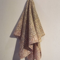 Brown Hanging Cloth