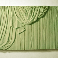 Curtain Wall Maquette (Lime Green)