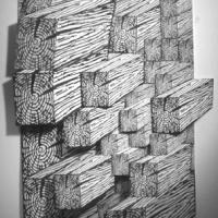 Cracked Lumber