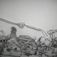 Silt (Detail)