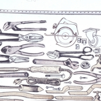 Tools of a Trade (Detail)