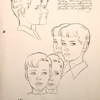 Heads (Conversation with Walter T Foster)
