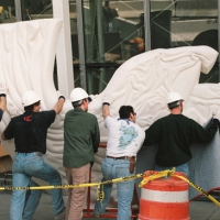 Bringing the Sculpture into the Terminal
