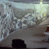 Subway Wall, Full Size Drawing