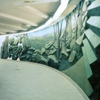 Subway Wall