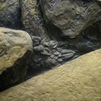 Subway Wall Detail