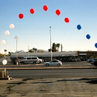 Balloons, Las Vegas, NV