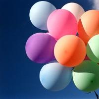 Balloons, Rt 44, Poughkeepsie, NY