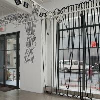 Enfold Installation/Exhibition