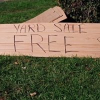 Yard Sale Free