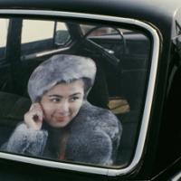 Woman in Car, Beijing
