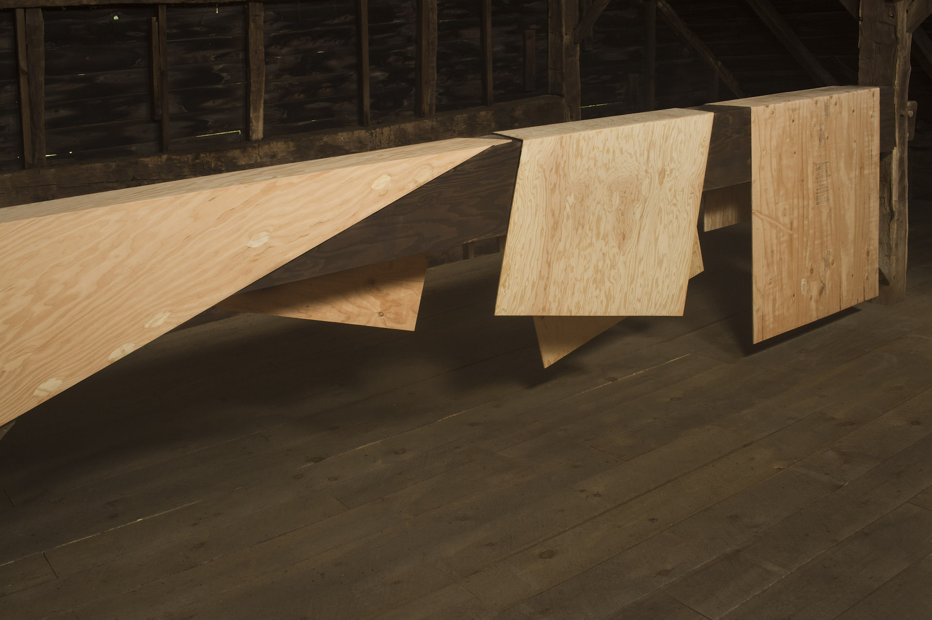 Folded Plywood 25, 26 and 27