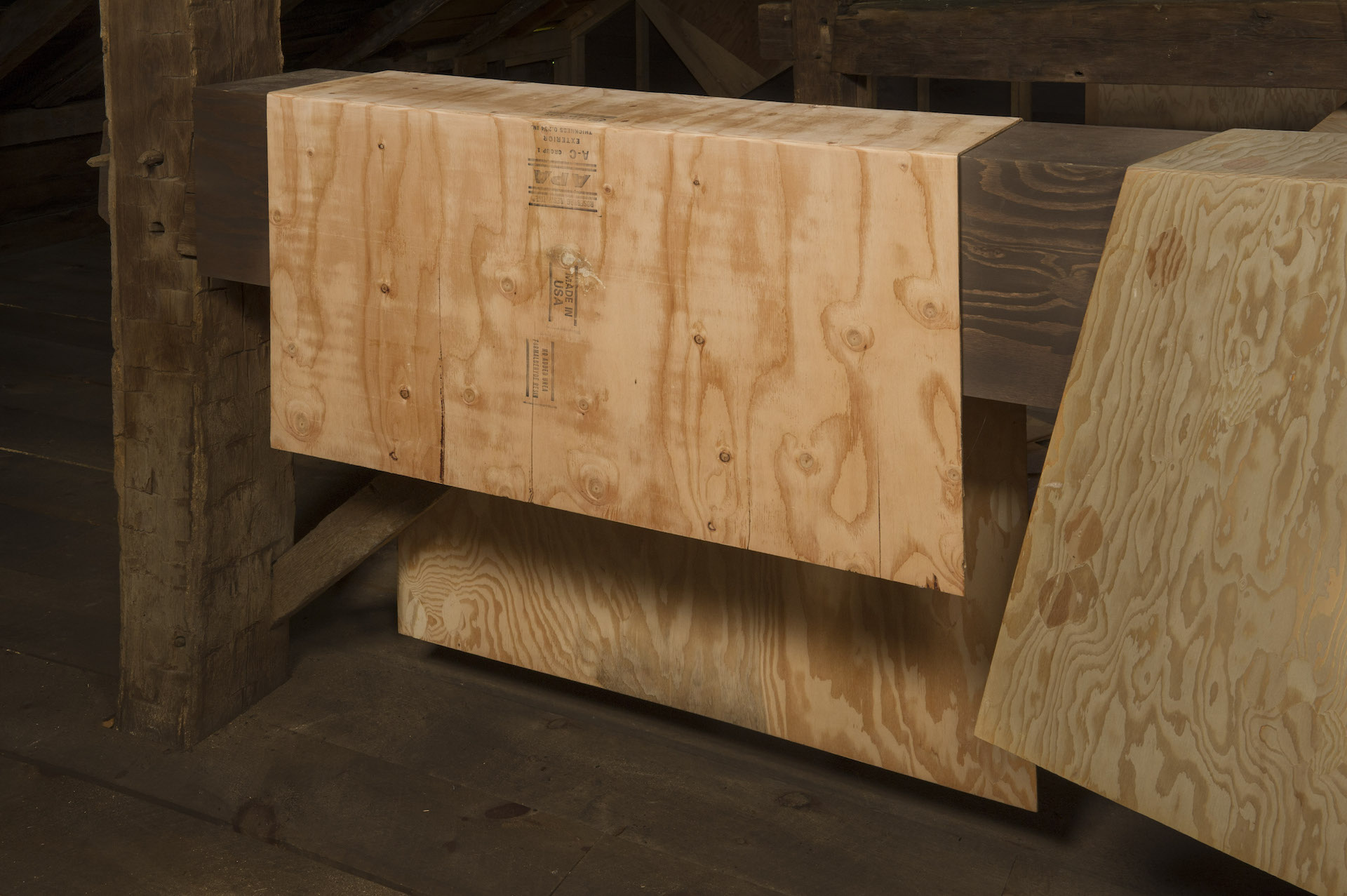 Folded Plywood 27