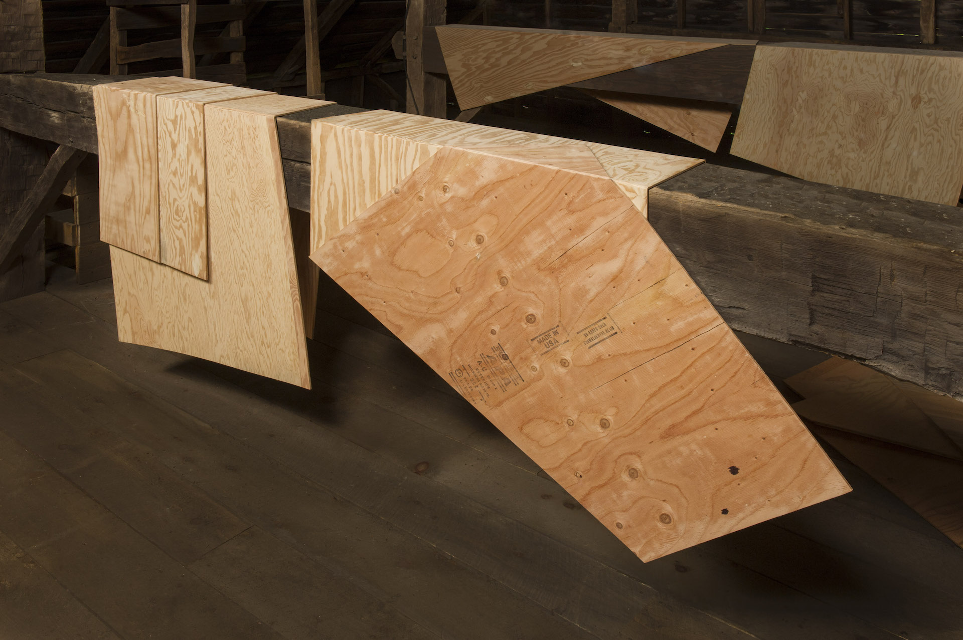 Folded Plywood 28 and 29