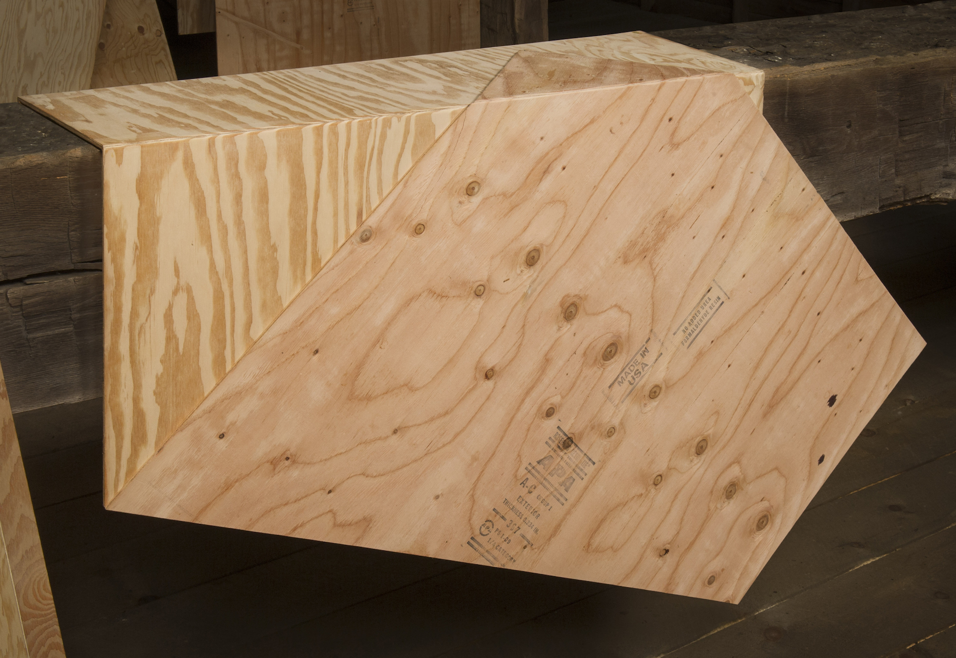 Folded Plywood 29