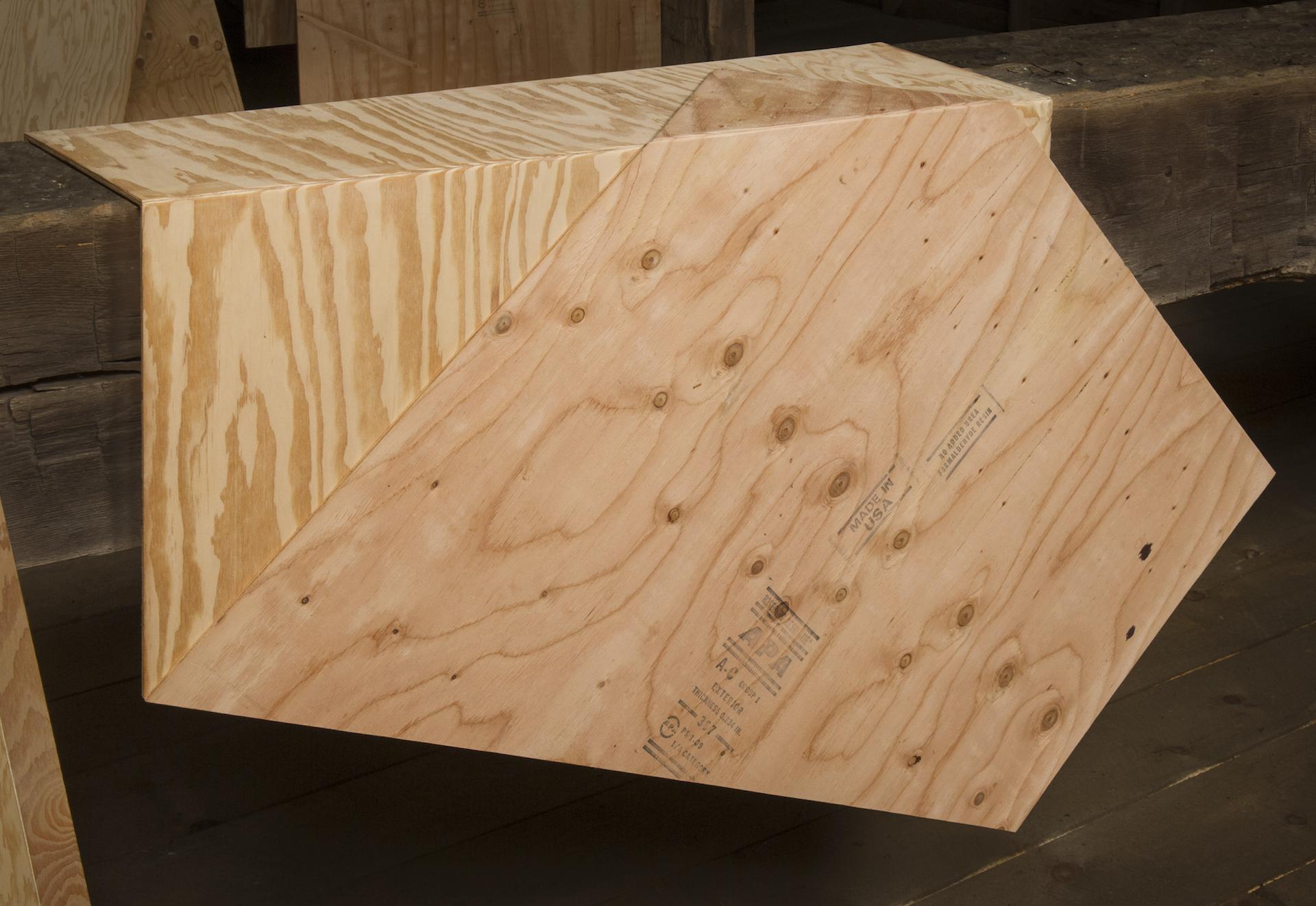Folded Plywood 29