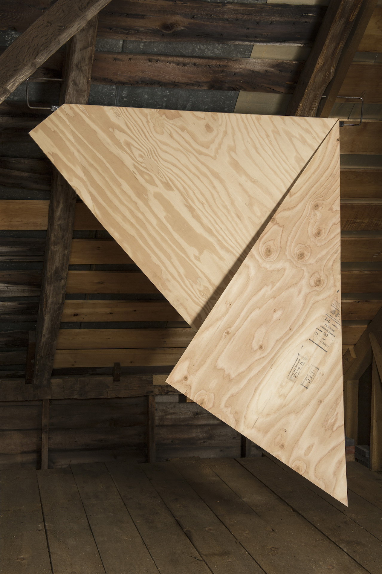 Folded Plywood 30