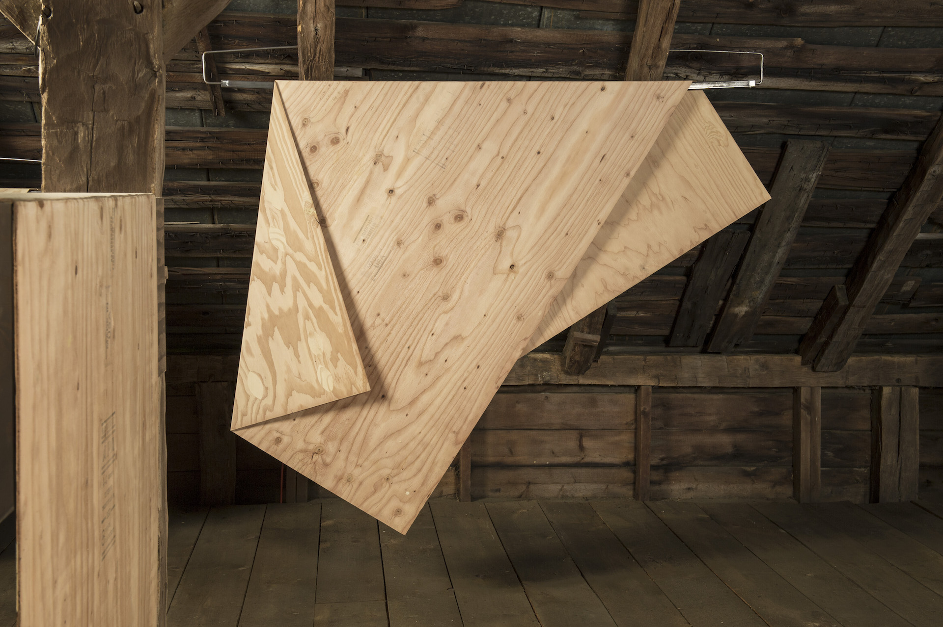 Folded Plywood 31