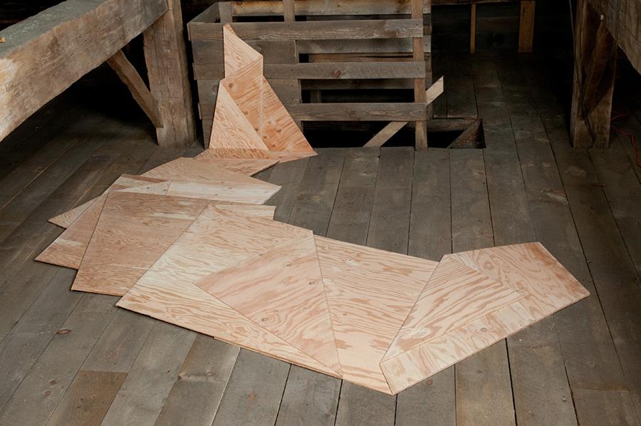 Folded Plywood 18