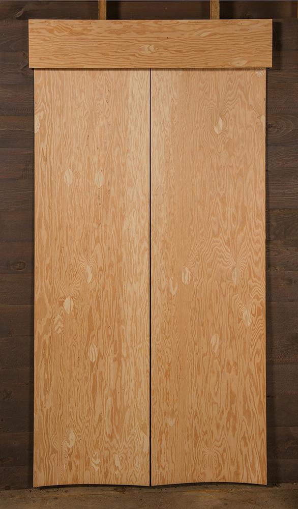 Folded Pywood 22