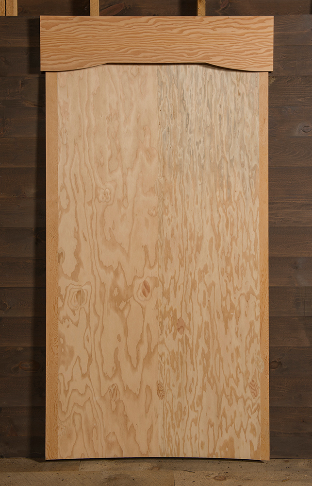 Folded Plywood 23