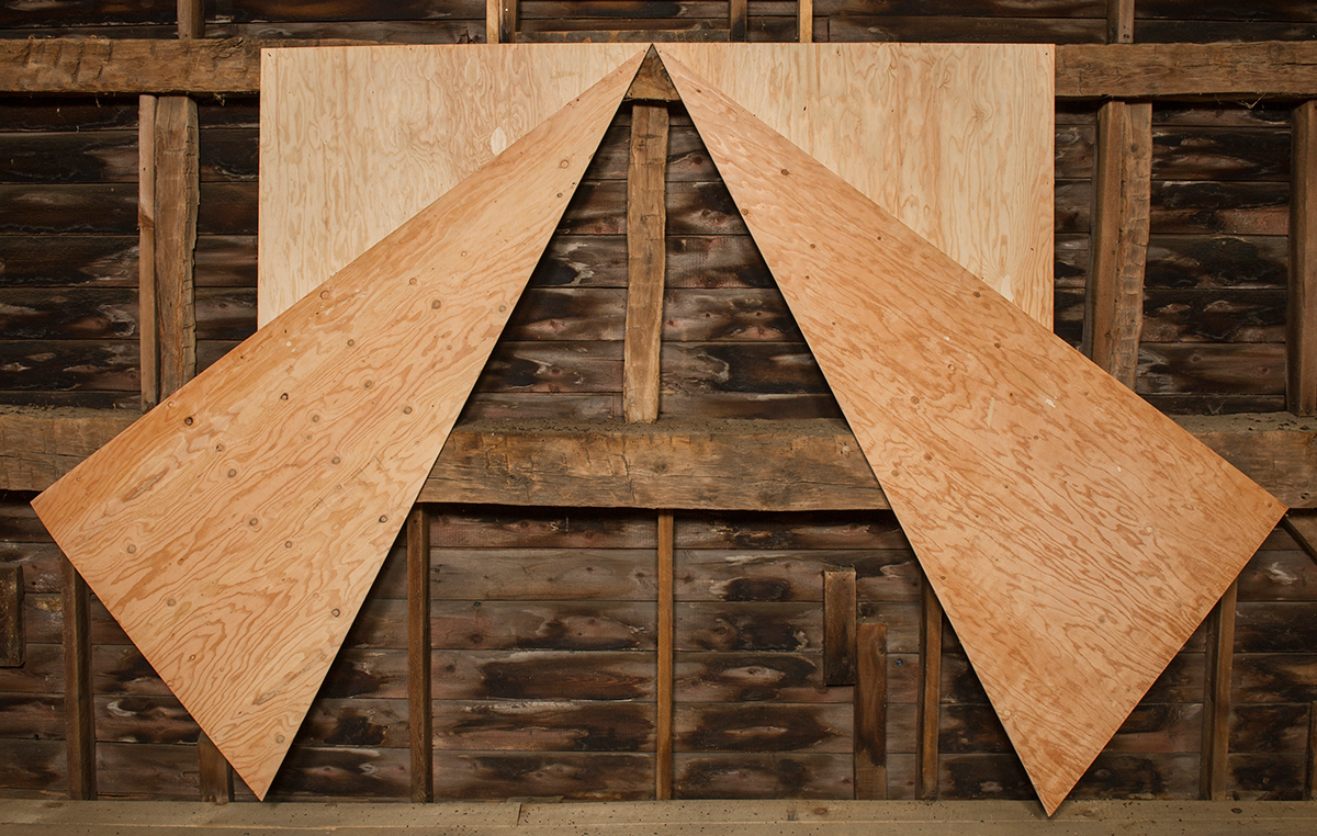 Folded Plywood 24