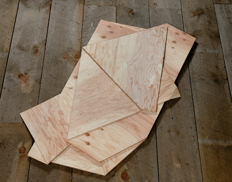 Folded Plywood 17
