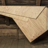 Folded Plywood 32