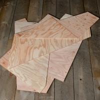 Folded Plywood 16