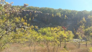 Bull Hill Abandoned Quarry